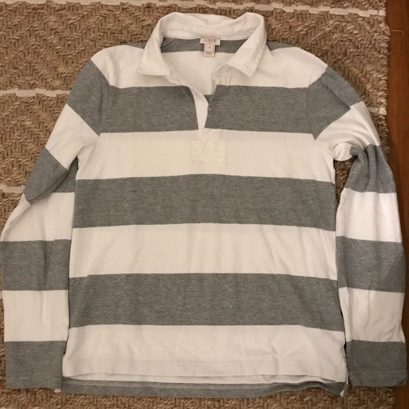polo factory rugby collared shirt